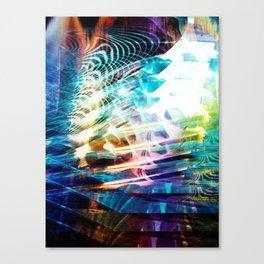 """Repeat & Stir"" Canvas Print"