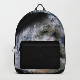 World is female Backpack