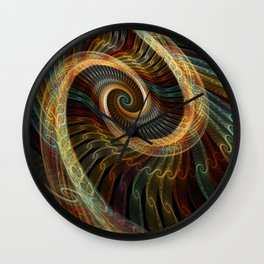 Spiralio Wall Clock