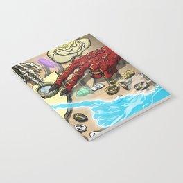 Ouija Monster! Notebook