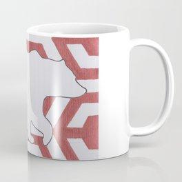Armor Bear Coffee Mug