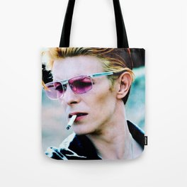 The Man Who Sold the World Tote Bag