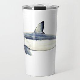 Mako shark (Isurus oxyrinchus) Travel Mug