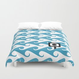 Searching Duvet Cover