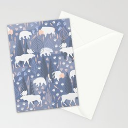 Yellowstone (Tide) Stationery Cards