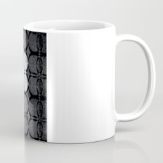 Pattern Eight Black and White Mug