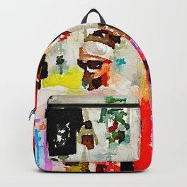 Lady in Yangshuo Backpack