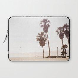 Vintage Summer Palm Trees Laptop Sleeve