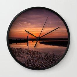 Heaven And Earth Wall Clock