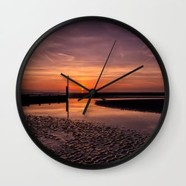 Heaven And Earth Wall Clock