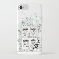 the neighbourhood iPhone & iPod Cases featuring Neighbourhood by neicosta