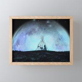 Melancholia Framed Mini Art Print