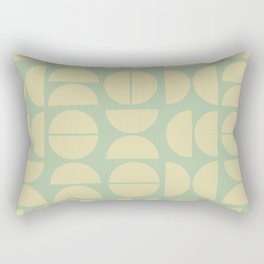 Burano in Lime Rectangular Pillow
