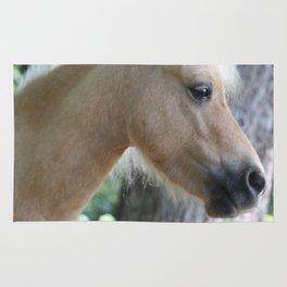 Palomino profile Rug