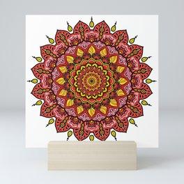 Mandala Passione Mini Art Print