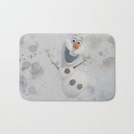 Frozen Bath Mat