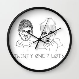 Josh/Tyler Wall Clock