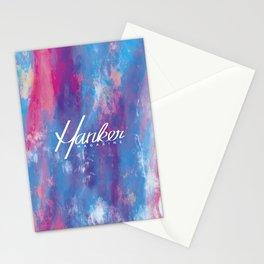 Hanker Magazine – Issue Six w/ Logo V1 Stationery Cards
