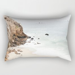 Malibu California Beach Rectangular Pillow