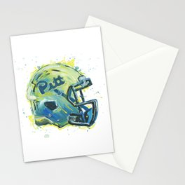 Hail to Pitt Stationery Cards