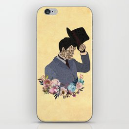 Will Herondale - Clockwork Angel iPhone Skin