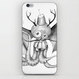 MonoChro-Monster iPhone Skin