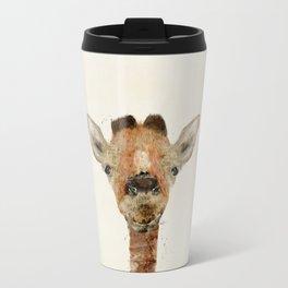 little giraffe Travel Mug