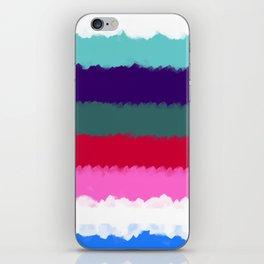 Colors Divine iPhone Skin