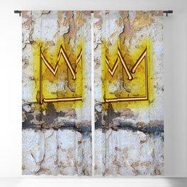 "Crown ""B"" – NEON Blackout Curtain"