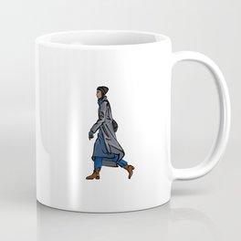 Street style Paris Coffee Mug