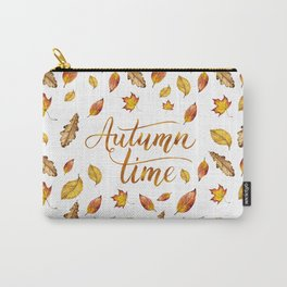Autumn Time Carry-All Pouch