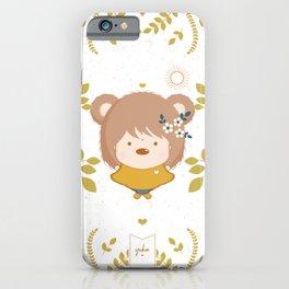 Baby Ursinha iPhone Case