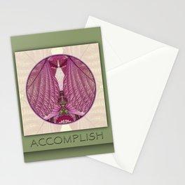 Accomplish Manifestation Mandala No. 6 Stationery Cards