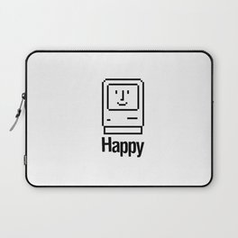 Happy… smile, all is well in your digital world! Laptop Sleeve
