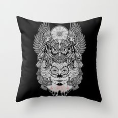 The Eldest Daughter II  Throw Pillow