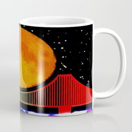 Night on the City - 006 Coffee Mug