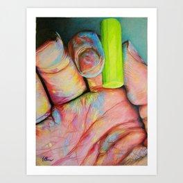 Create, Inspire, Captivate Art Print