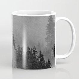 Charcoal Forest Coffee Mug