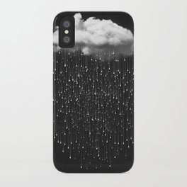 Let It Fall III iPhone Case
