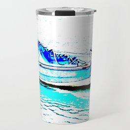 Aqua Boat Travel Mug