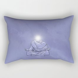 thee Enlightened: Chapter 5: Find Yourself Rectangular Pillow