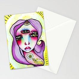 Grape Soda Stationery Cards