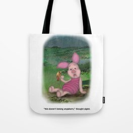 hundred acres of anxiety Tote Bag