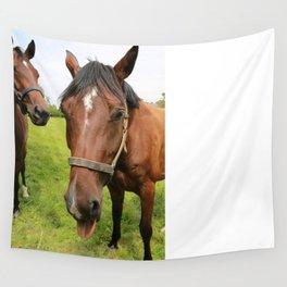 horses Wall Tapestry
