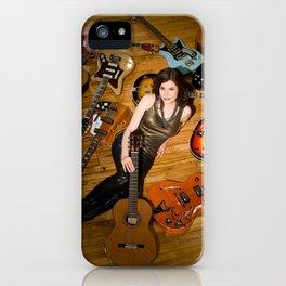 Guitars iPhone Case