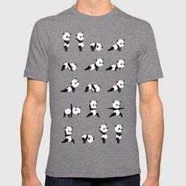 Yoga Bear - Panda T-shirt