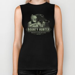 Galactic Bounty Hunter Biker Tank