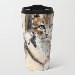 Sweet cat Travel Mug