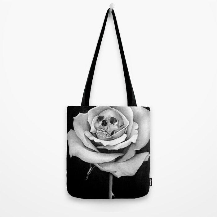 Beauty & Death Tote Bag