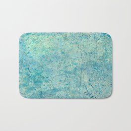 Beautiful, Wounded, Scarred Bath Mat